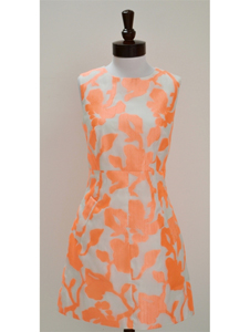 Diane von Furstenberg Carpreena Sorbet Dress